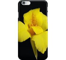 i Yellow Canna iPhone Case/Skin