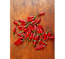 HOT Stuff  Photographic Print