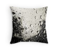 I Knew Every Raindrop - Image 1 of 5 Throw Pillow