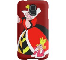 King and Queen of Hearts Samsung Galaxy Case/Skin
