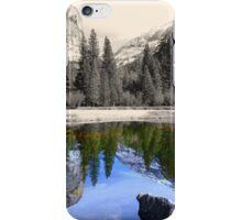 Yosemite - Mirror Lake iPhone Case/Skin