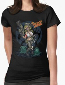THE SULACO SIREN Womens Fitted T-Shirt