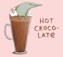 Hot Crocolate Baby Tee