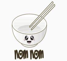 Nom Nom by sweettoothliz