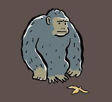sad ape Unisex T-Shirt