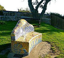 Take a seat........Lyme Dorset UK by lynn carter
