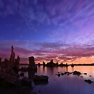 Sunrise at Mono Lake by MattGranz