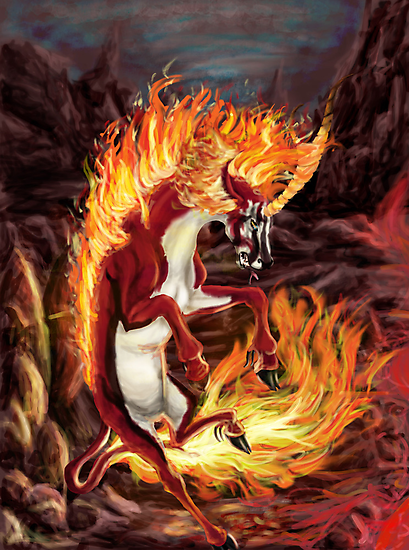 Fun with Fire by MoparPhoenix