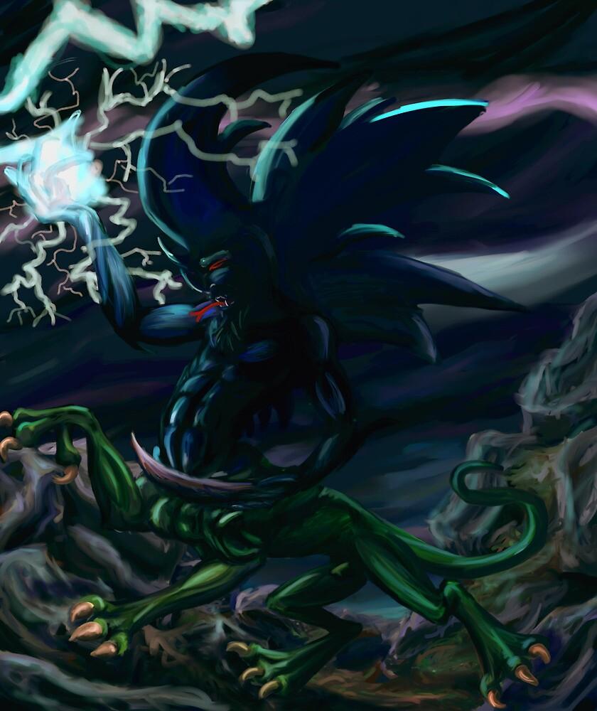 Thunder Beast by MoparPhoenix