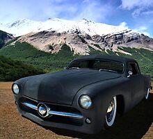 1949 Ford Custom Built Ute Pickup by TeeMack