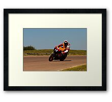 Number 12 Framed Print