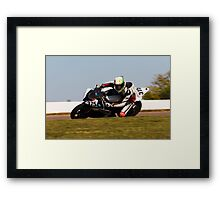 Number 375 Johnson's Yamaha Framed Print