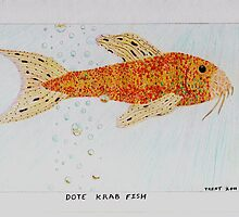 Dote Krab fish by inventor