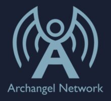 Archangel Network Small Logo by Christopher Bunye