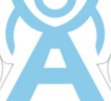 Archangel Network Small Logo Sticker