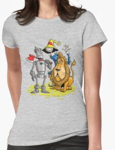 OZ TRIO Womens Fitted T-Shirt