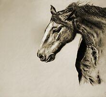 Megan's Horse by gr8erAchilles