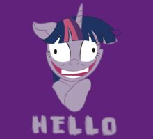My Little Pony Twilight Sparkle Says Hello