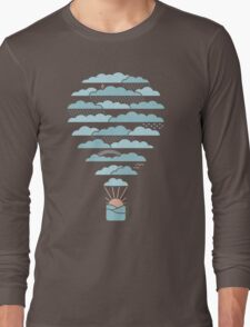 Weather Balloon Long Sleeve T-Shirt