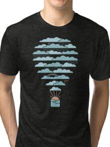 Weather Balloon Tri-blend T-Shirt