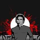 Dexter iPhone Case by Tom Trager