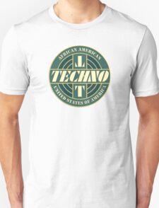 Vintage Techno Music T-Shirt