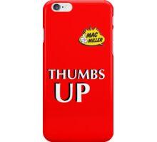 MAC MILLER THUMBS UP iPhone Case/Skin