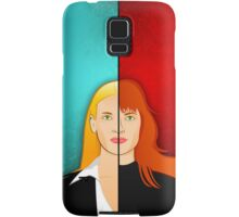 Olivia VS Fauxlivia iPhone Case Samsung Galaxy Case/Skin
