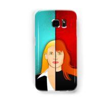 Olivia VS Fauxlivia iPhone Case Samsung Galaxy Case/Skin