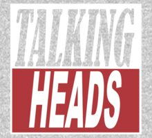 Talking Heads Retro New Wave Music Kids Clothes