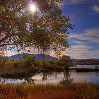 An Early Autumn Sunrise by Judylee