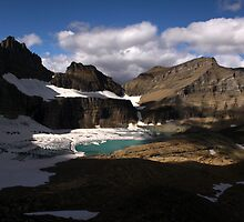 Grinnell Glacier by BILL JOSEPH
