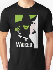 Wicked Broadway Musical About Wizard Of Oz T-Shirt