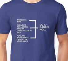 Barrel Roll Shirt Unisex T-Shirt
