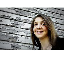 Taisha Gillbert - Portrait Photographic Print