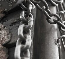 Chains that bind by ArchivePhoto