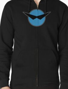 Squirtle Squad Shirt Zipped Hoodie