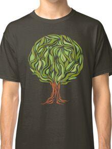 Illusion  tree Classic T-Shirt