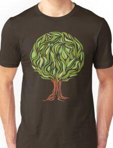Illusion  tree Unisex T-Shirt
