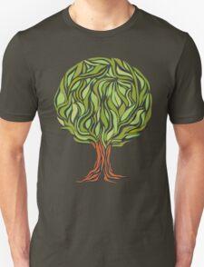 Illusion  tree T-Shirt