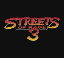 Streets of Rage 3 – Title Screen by PonchTheOwl
