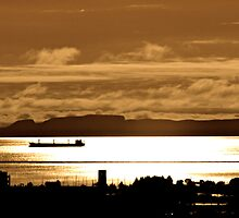 The Sleeping Giant Thunder Bay by Ravred