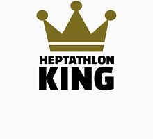 Heptathlon King Unisex T-Shirt