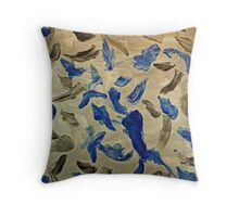The Water Spirit Throw Pillow