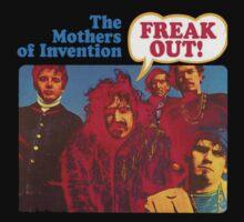 Zappa - Freak Out! by TeaLeaves
