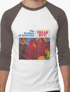 Zappa - Freak Out! Men's Baseball ¾ T-Shirt