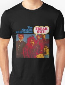 Zappa - Freak Out! Unisex T-Shirt