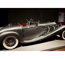 1937 540K  Mercedes-Benz Photographic Print