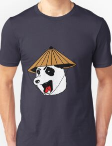 Panda Not Happy 3 T-Shirt
