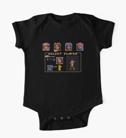 Streets of Rage 3 – Select Blaze One Piece - Short Sleeve